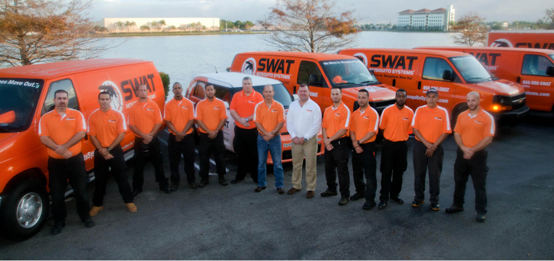 mosquito control specialists in South Florida